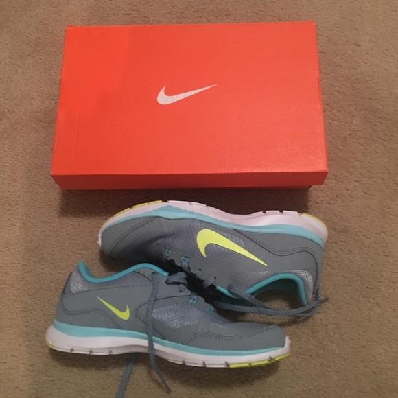 NEW IN BOX Nike Flex Trainer 5 - Dove Grey NWT