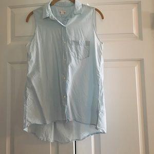 GAP sleeveless Top Size XS