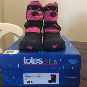 Totes Other - Totes kids Waterproof boots