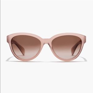 J.Crew Ryan sunglasses in Blush, like new