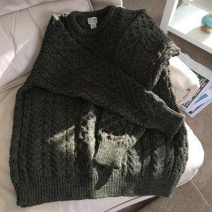 L.L. Bean Other - Men's LL Bean wool sweater