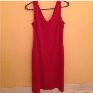 Lauren Ralph Lauren Dresses & Skirts - Ralph Lauren Red Cocktail Dress