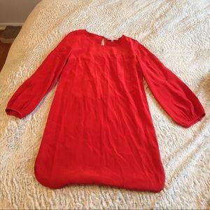 Amanda Uprichard Dresses & Skirts - Gorgeous red Amanda Uprichard silk dress