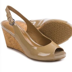 Gerry Weber Shoes - Gerry Weber $170* Adelina Patent Leather Wedges