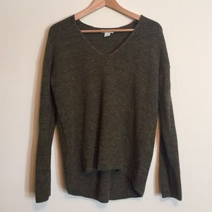 Loose fit, v-neck, knit, H&M sweater