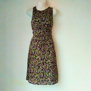 Boden Graphic Print Dress