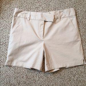Loft Fashion Pants - Loft shorts in EUC.
