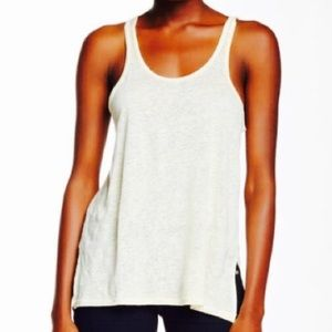 rag & bone Tops - rag & bone white tank top nwt