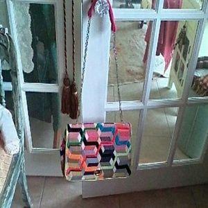 Handbags - NEW Designer Maria Teresa Aristequieta handbag
