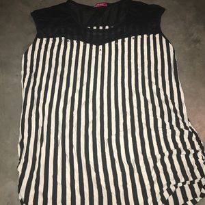 Tops - Stripped shirt