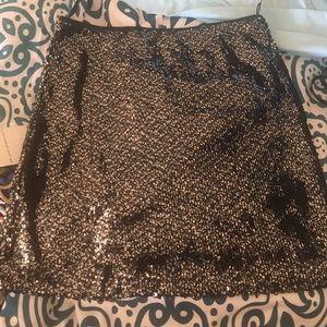Forever 21 sequins miniskirt