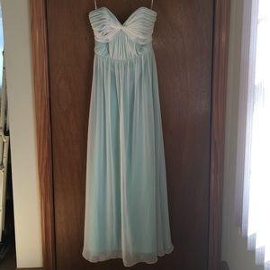 Dresses & Skirts - Prom Dress!💕💙👑