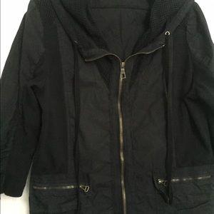 XCVI Jackets & Blazers - 24 HOUR SALE XCVI Reservoir Zip Jacket