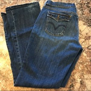 Levi's 515 Bootcut Jeans!