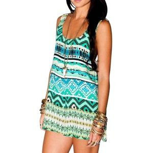 Show Me Your MuMu Pants - SHOW ME YOUR MUMU Spring Romper Intricate Jumpsuit