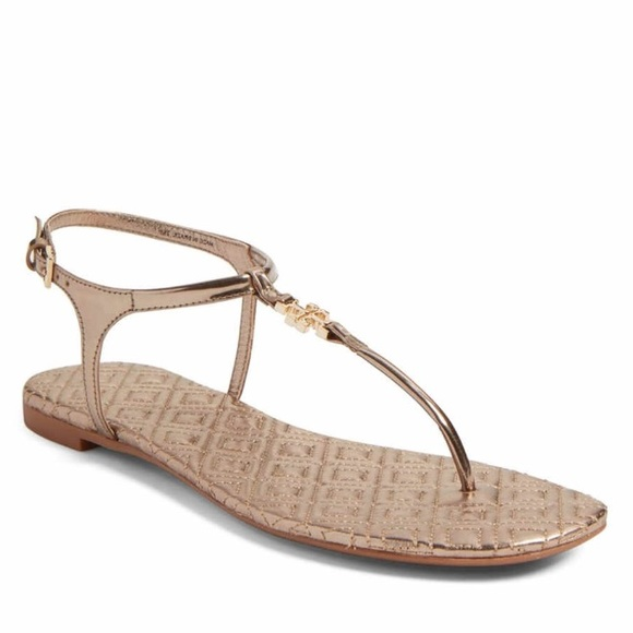 7dccee277 ️Tory Burch Marion Quilted Sandals