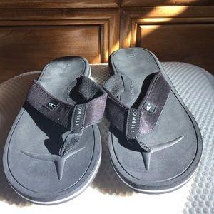 O'Neill Other - O'Neill black flip flops