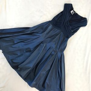 Tadashi Shoji Dresses & Skirts - Tadashi Shoji Sapphire Cocktail Dress