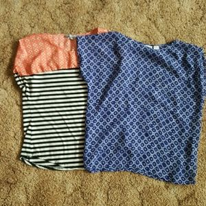 Tops - Set of 2 super cute shirts