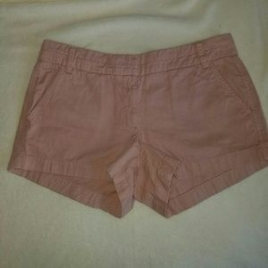 J. Crew Pants - New light pink J Crew womens Chino shorts