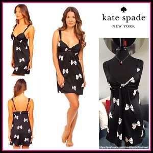kate spade Other - ❗1-HOUR SALE❗KATE SPADE Bow Chemise