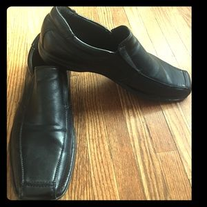 Apt. 9 Other - Men's black loafers like new size 11