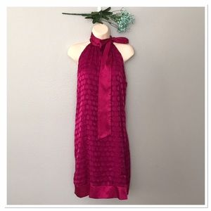 Snap Dresses & Skirts - Spring is coming! Sleeveless magenta dress