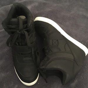JustFab Shoes - JustFab Wedge Sneakers
