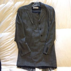 MaxMara Jackets & Blazers - 💕SALE💕SportMax by MaxMara grey pant  set