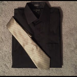 Stacy Adams Other - ❤️👔Stacy Adams Dress shirt with French cuffs.