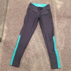 Marika Pants - $12/OBO Gray/Teal Marika Full Length Legging