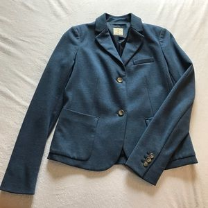 Gap blue blazer.