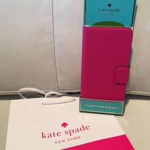 Kate Spade iPhone 6/6S Plus Case
