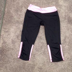 tek gear Pants - $18/OBO Tek Gear Black/Neon Pink Crop Legging