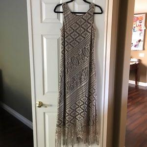 Harlow Dresses & Skirts - Harlow lined crochet dress super elegant
