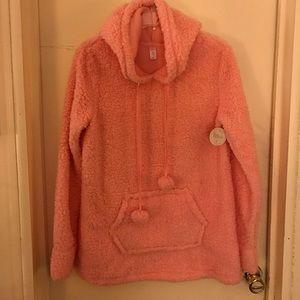 Pajama hoodie, NWT
