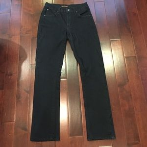 James Jeans Denim - James Hunter dark wash straight leg denim Jeans