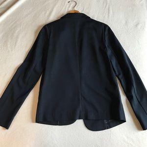 Jackets & Coats - Forever 21 lightweight blue blazer.