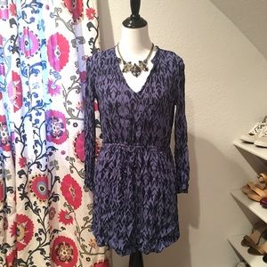 Old Navy print dress