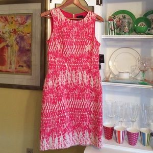 Just...Taylor pink dress size 6