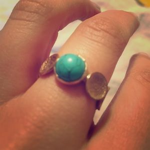 Jewelry - Turquoise Stone Ring