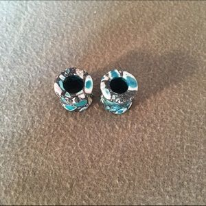 "Hot Topic Jewelry - 💐SPRING CLEANING SALE🌸 Blue 1/2"" Plugs"