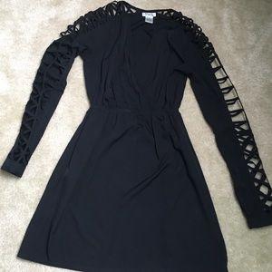 Pinky Dresses & Skirts - Black long sleeve dress