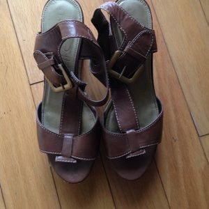 Studio Paolo Shoes - Really cute wedges