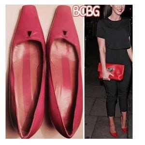 ||BCBG MaxAzria Red Heels 👠