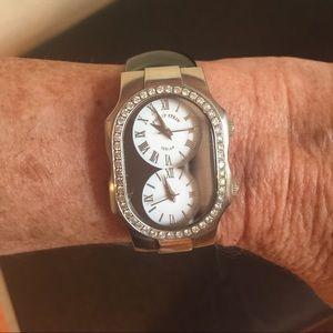 Philip Stein Teslar Accessories - Philip Stein ladies diamond Watch