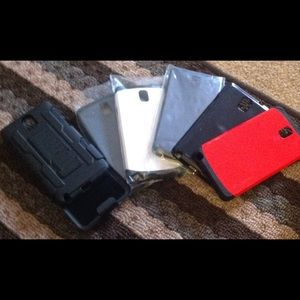 Accessories - 9 SAMSUNG GALAXY NOTE 3 PHONE CASES
