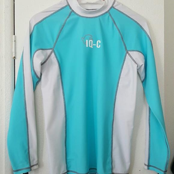 a9e73b129483 IQ-C Swim | Iqc Mens Rashguard Top Size 38xl | Poshmark