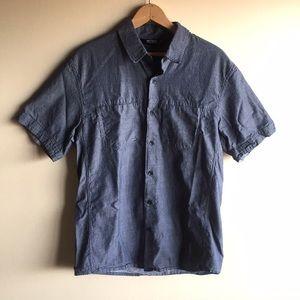 Arc'teryx Other - Arc'teryx men's short sleeve button down shirt