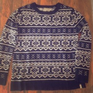 One Teaspoon Fair Isle Sweater